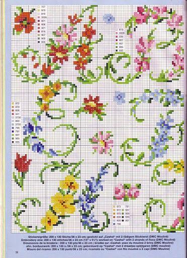 Alfabeto Flores
