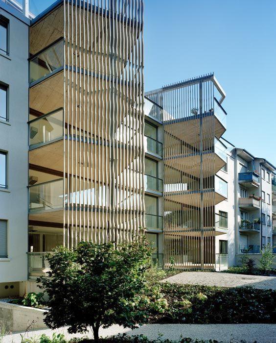 buchner bründler architekten suche facade