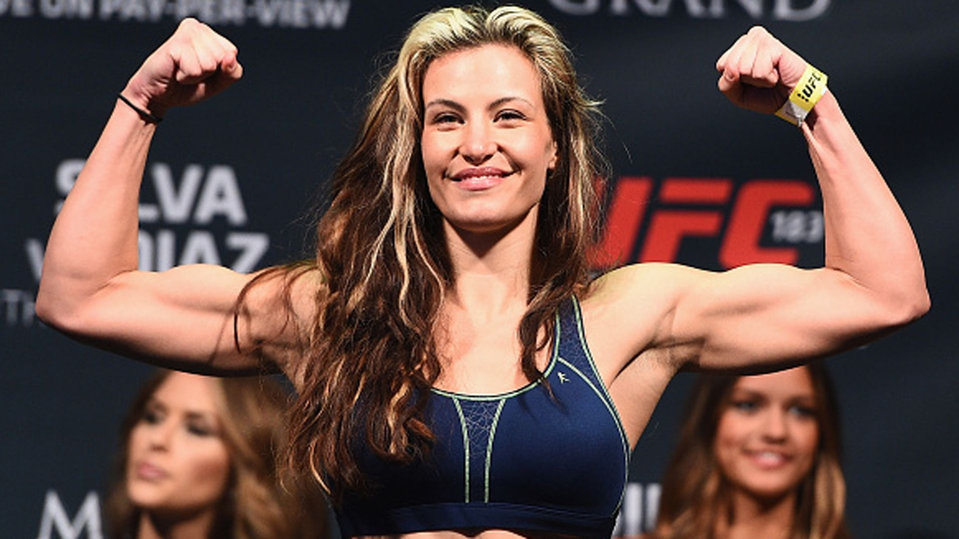 Ufc 196 Results Miesha Tate Chokes Holly Holm Unconscious To Win