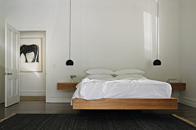 cantilever bed & cantilever bed | Space / Structure | Pinterest | Courtyard house ...