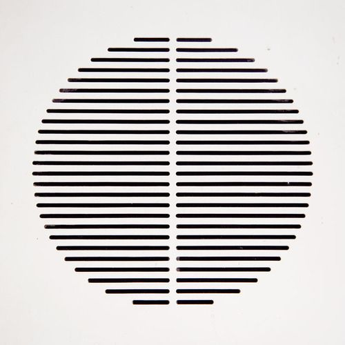ventilation pattern - Dieter Rams