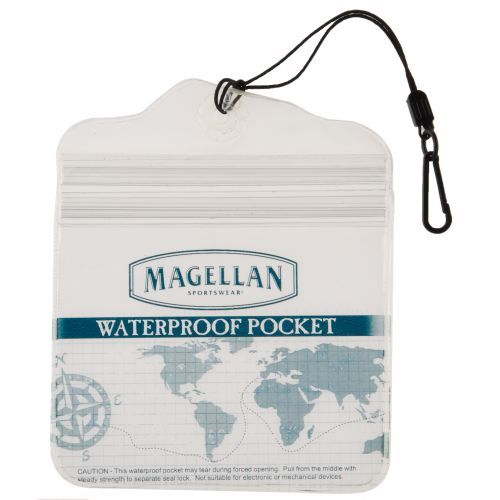reputable site c88b8 a2ddf Magellan Outdoors™ Waterproof Pouch | Down by the River | Pouch ...