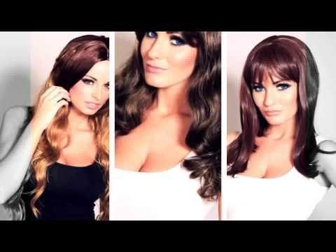Wonderland Wigs - Brown Collection