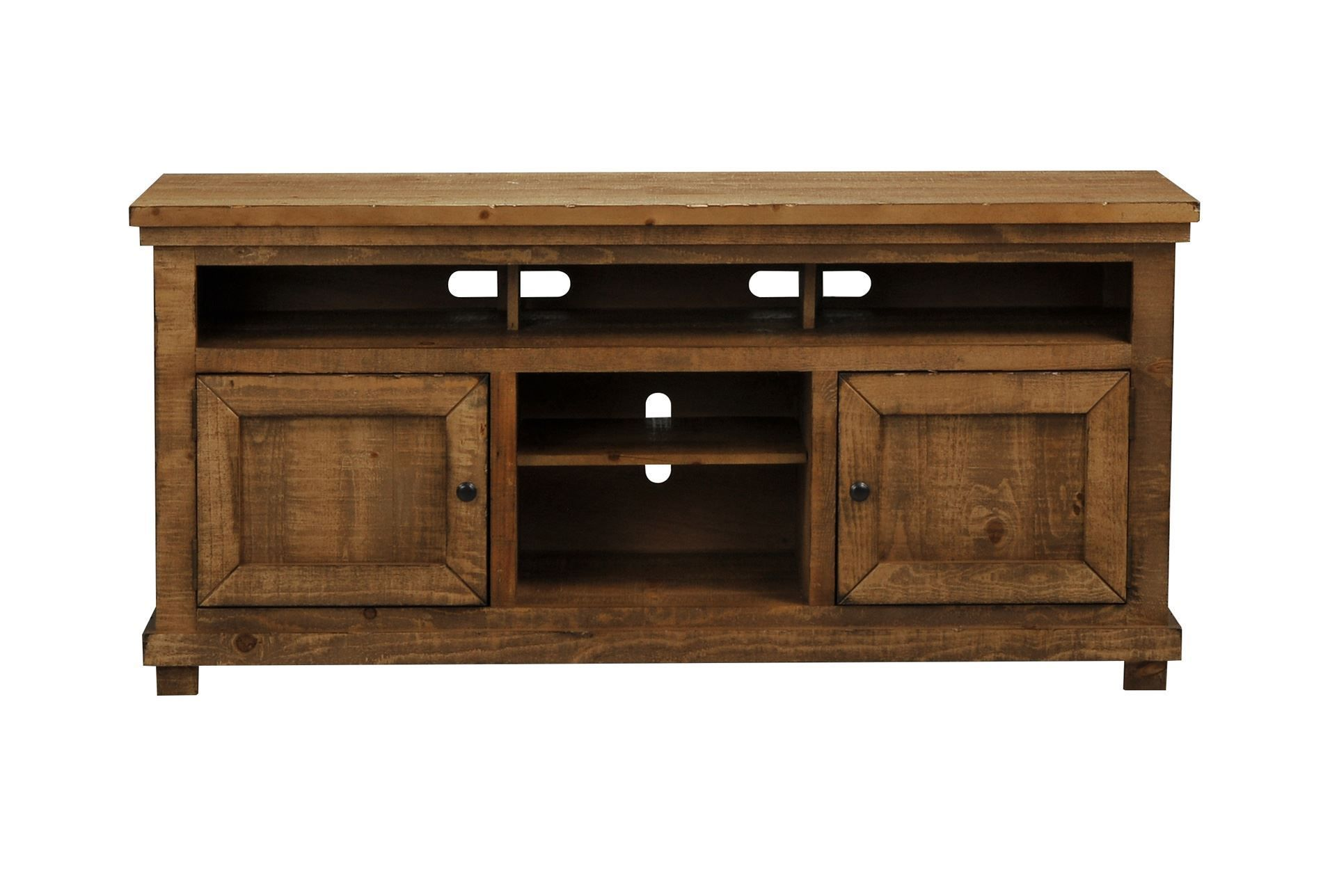 Sinclair Pine 64 Inch Tv Console