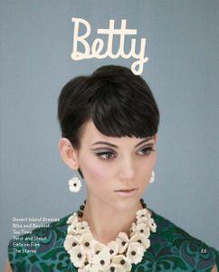 Betty Magazine Winter 2012