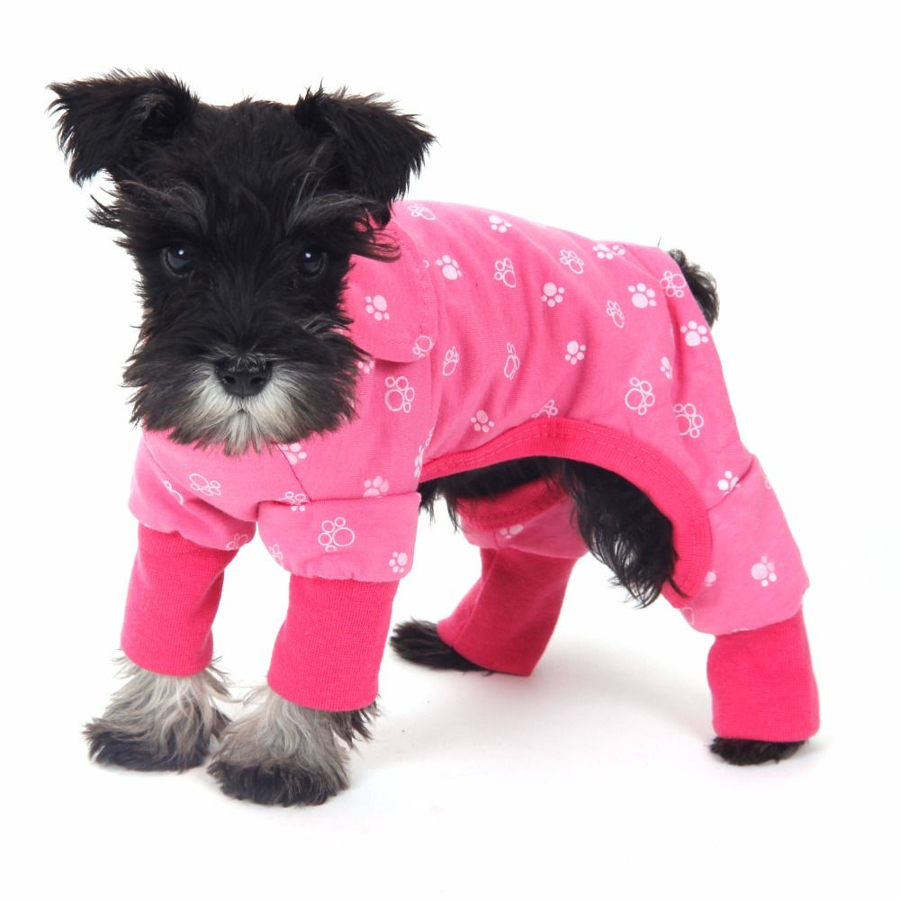 US Shipping Only Dog Clothes Small Dog Jumpsuit Pet Pajamas Dog ...