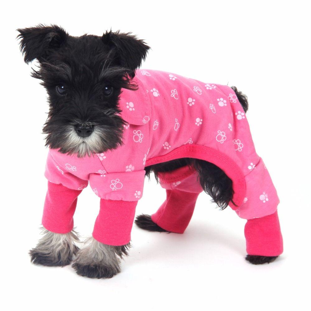 UNS Verschiffen Nur Hund Kleidung Kleine Hund Overall Pet Pyjamas ...