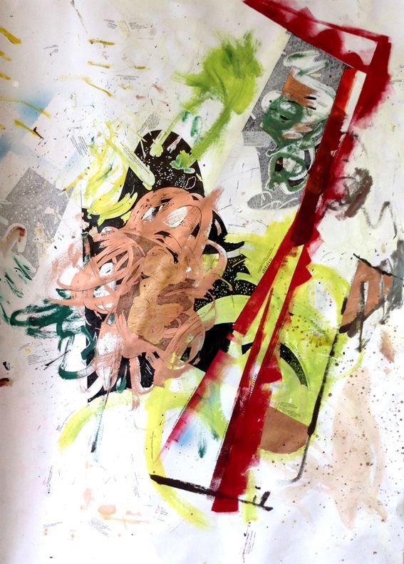 ROTWAND :: Artists :: Filib Schürmann