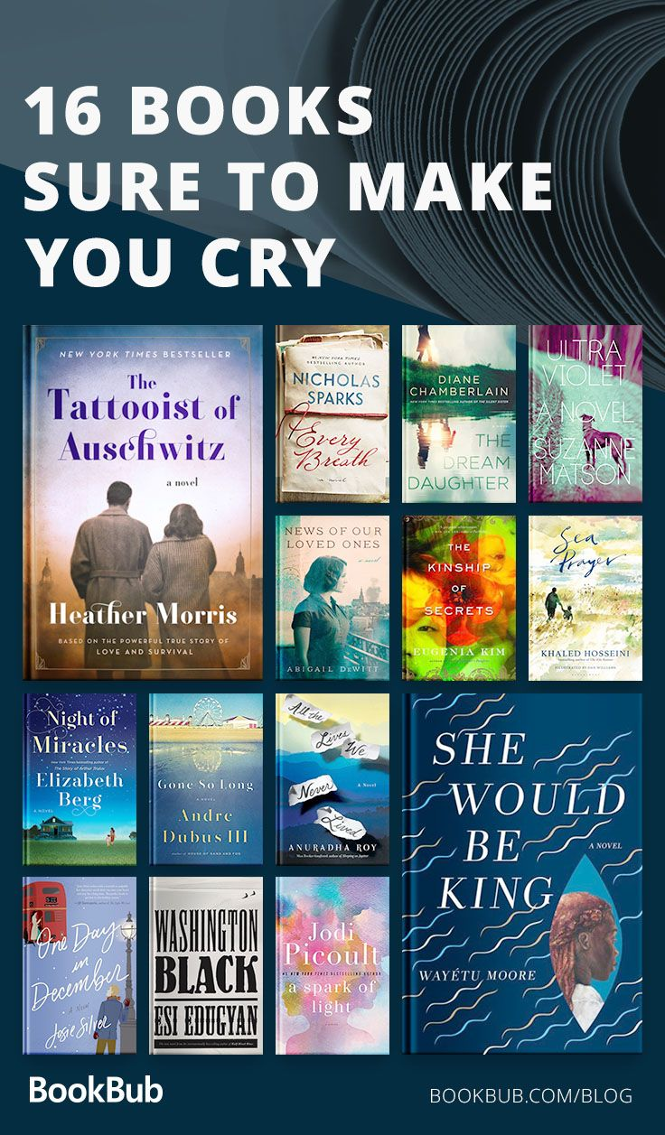 16 Books That Will Break Your Heart This Fall #bookstoread