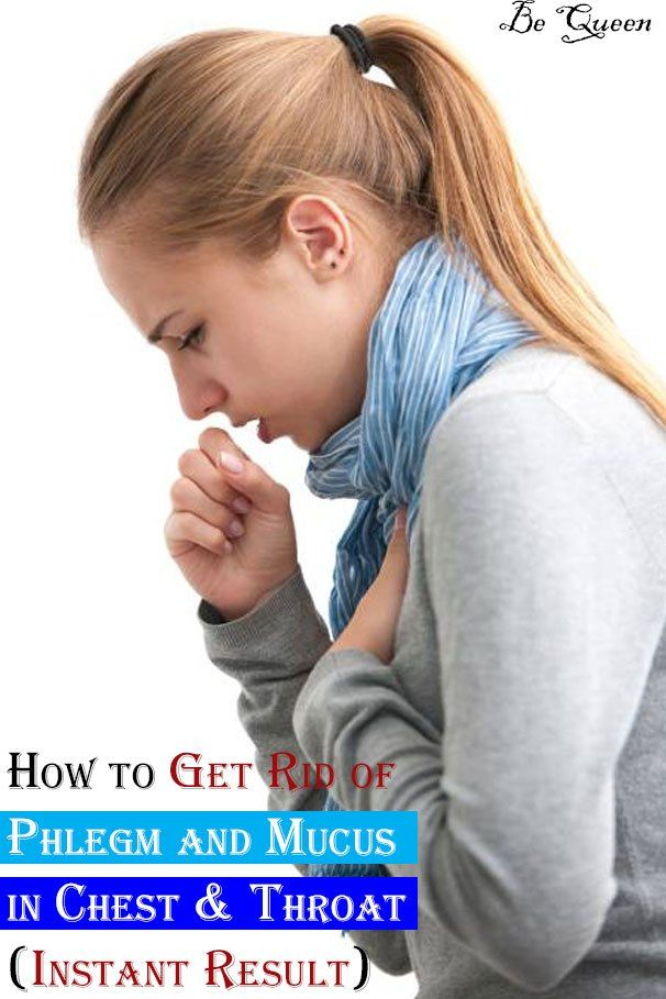 how to get cold out of chest