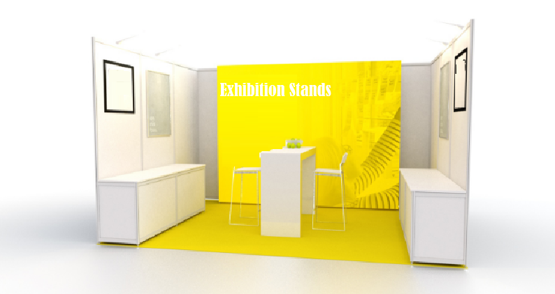 Exhibition stands designing Kuwait, Exhibition stands