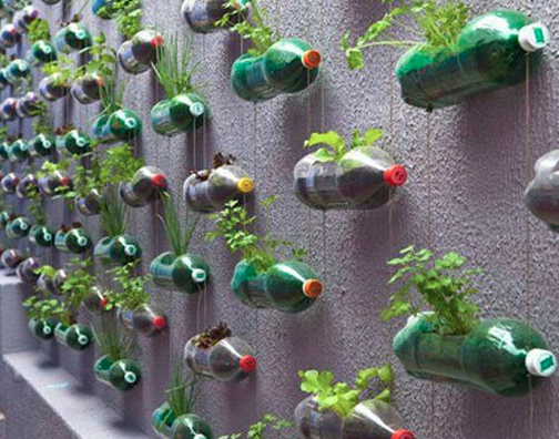 Hanging Wall Planter 2 liter hanging wall planters | to make | pinterest | hanging wall