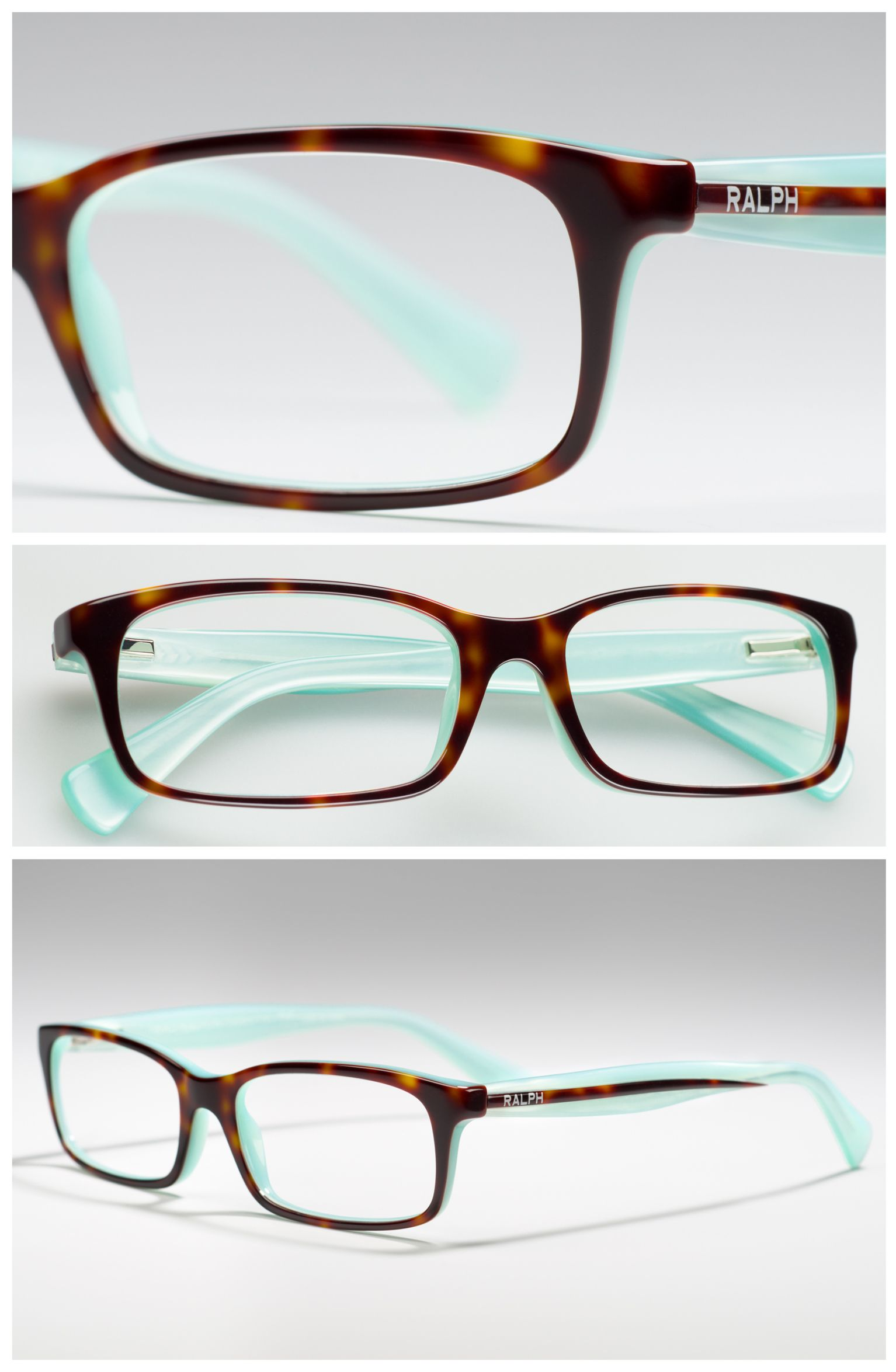 Aqua   tortoise shell Ralph by Ralph Lauren glasses. Two of my favourites! 9993d93089