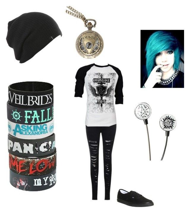 """""""Everyday #11"""" by ravenedawn ❤ liked on Polyvore featuring Retrò, Vans, women's clothing, women, female, woman, misses and juniors"""