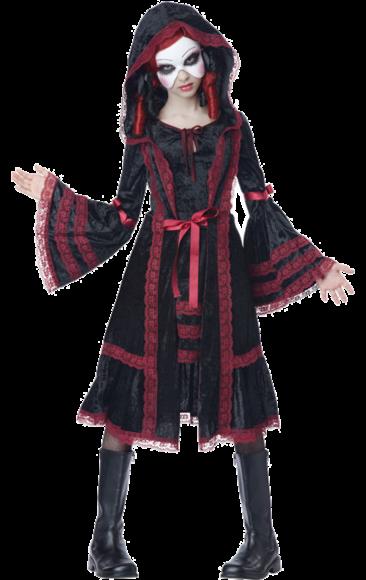 Tween Halloween Doll Costume Halloween Dolls Halloween Costumes