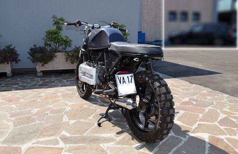Buell Scrambler Vendo Idea Di Immagine Del Motociclo