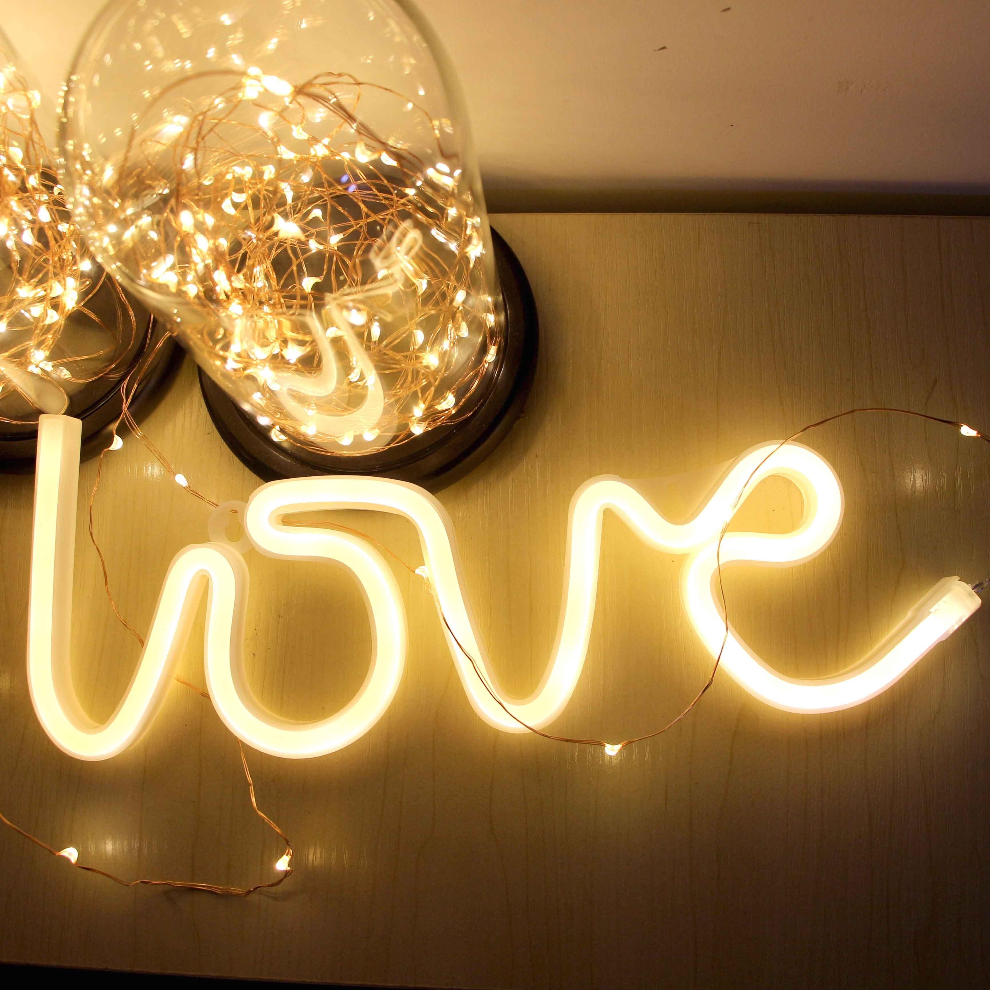 Love Sign Decor