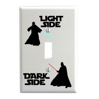 Dark Side Of The Room Lamp March 2017