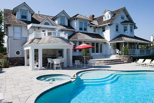 Big Nice House On The Beach love this beach house! | i'm home | pinterest | beach, house and