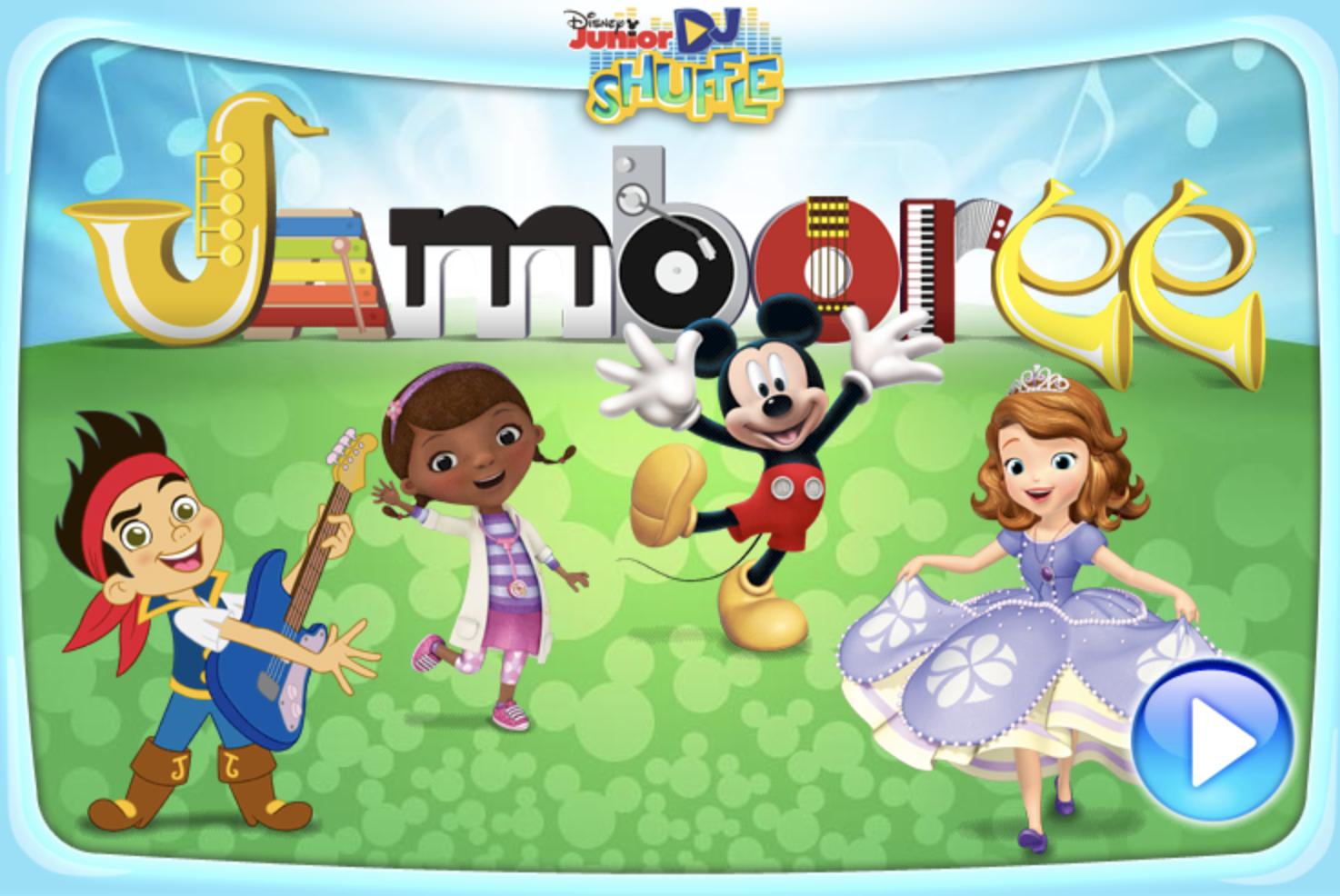 Play Disney Junior Jamboree Game Disney Junior Games Disney Games Disney Junior