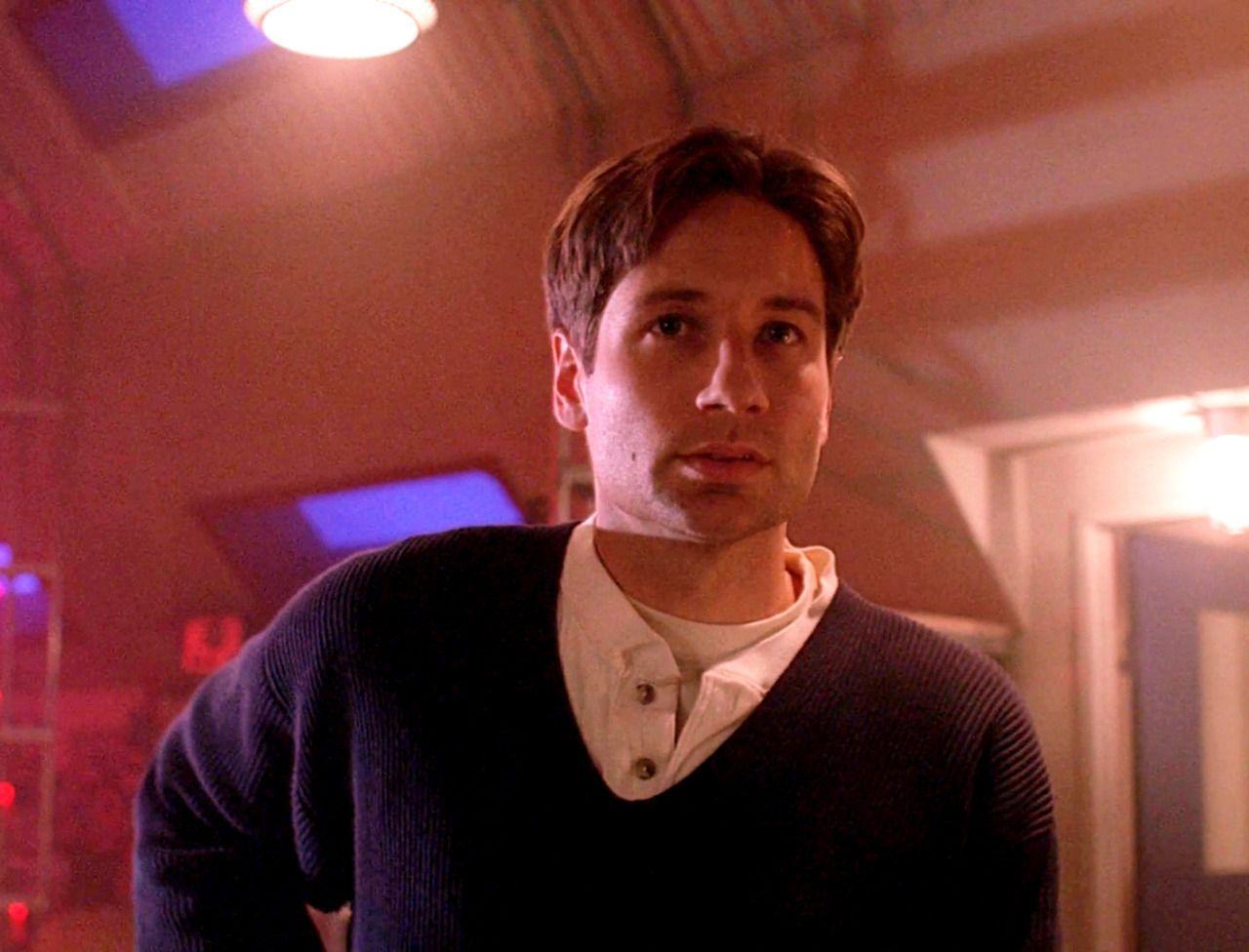 """Fox Mulder, """"Ice"""""""