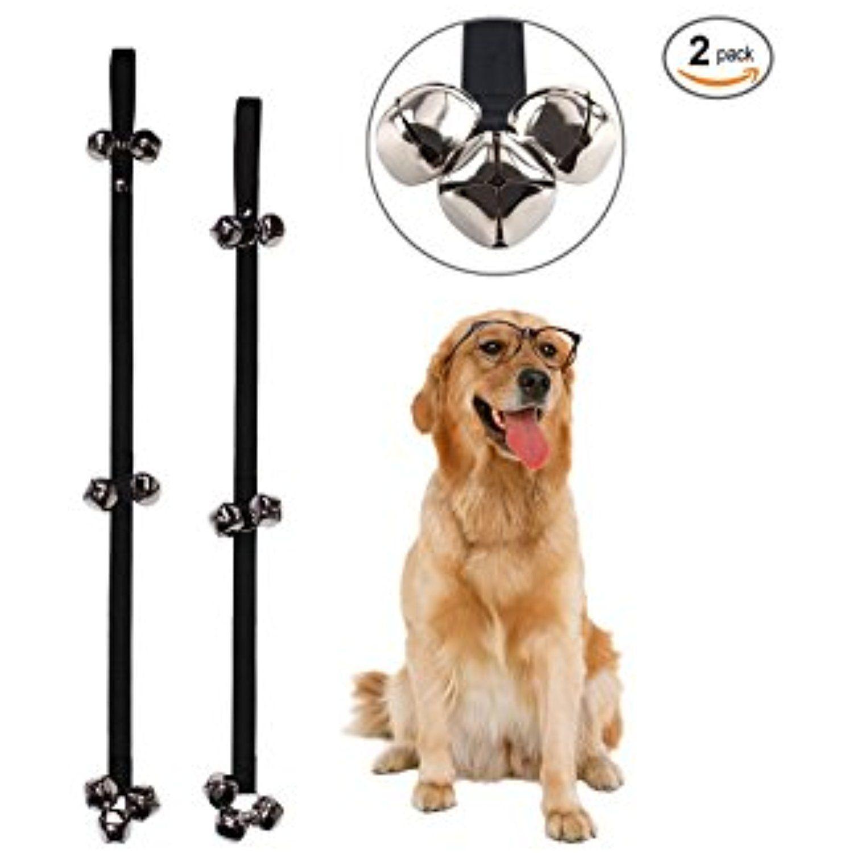 Dog Doorbells Dog Bells Premium Quality 2 Pack Dog Training