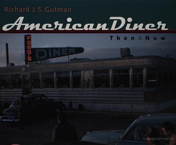American Diner Then And Now American Diner Vintage Lettering Diner