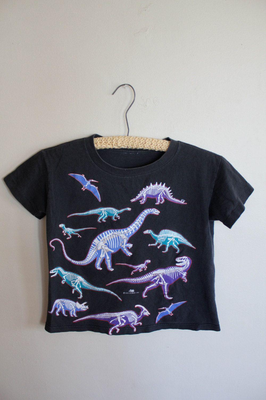Vintage 90 S Dinosaur Shirt Clothes Fashion Dream Clothes
