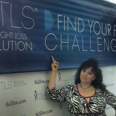 "I just signed up to do the ""Find your fit challenge"" contest on TLS - Im not competitive but I really want to WIN!"