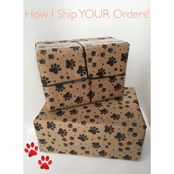 How I ship my items! Hello everyone! So these are just a few pictures of how I ship my items! I carefully and neatly package them! Also if you decide to purchase anything in my closet be assured that I will clean it before sending it out to you. Please come again Accessories