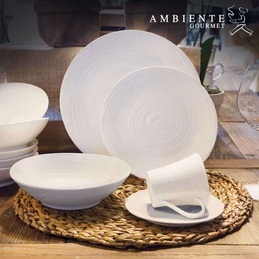 Un diseño liviano y altamente resistente ideal para el día a día. Ambiente Gourmet / Alamedas Centro Comercial #Piensaenti