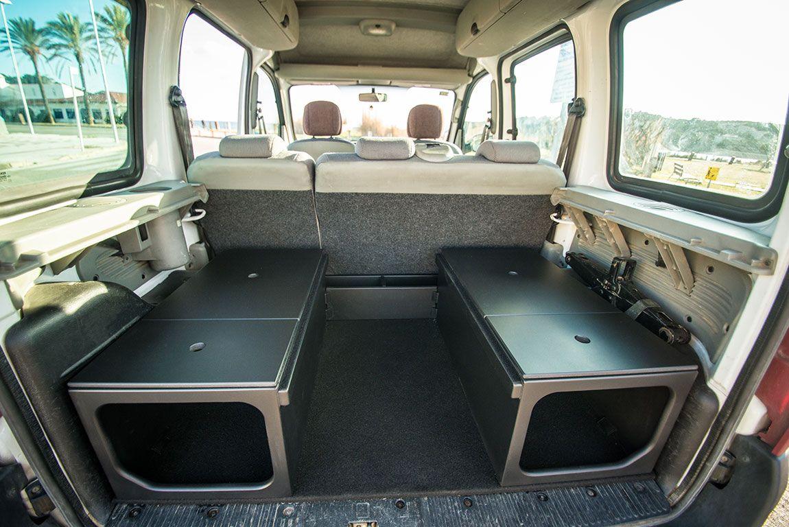 Muebles fiat dobl furgo muebles muebles para camperizar tu furgoneta kamper - Muebles furgoneta camper ...