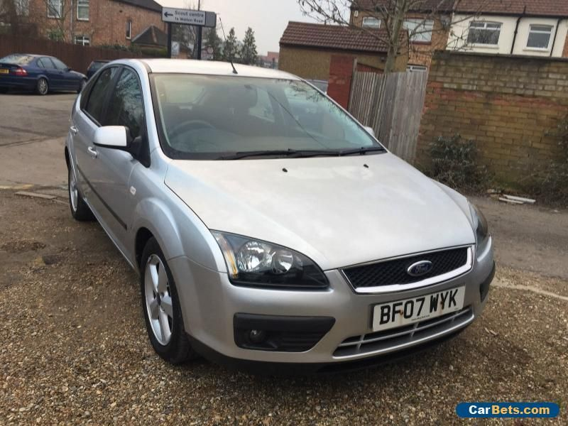 2007 Ford Focus 1 6 5 Door Hatchback Quicksale Ford