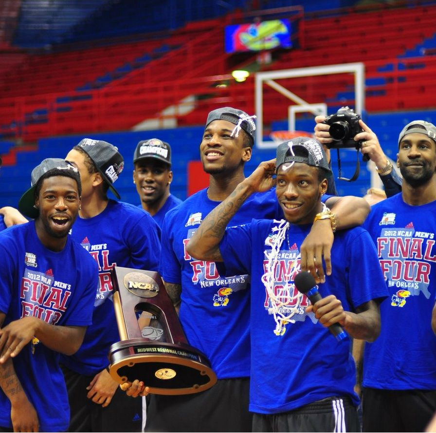 The 2012 Final Four team that made it to the National