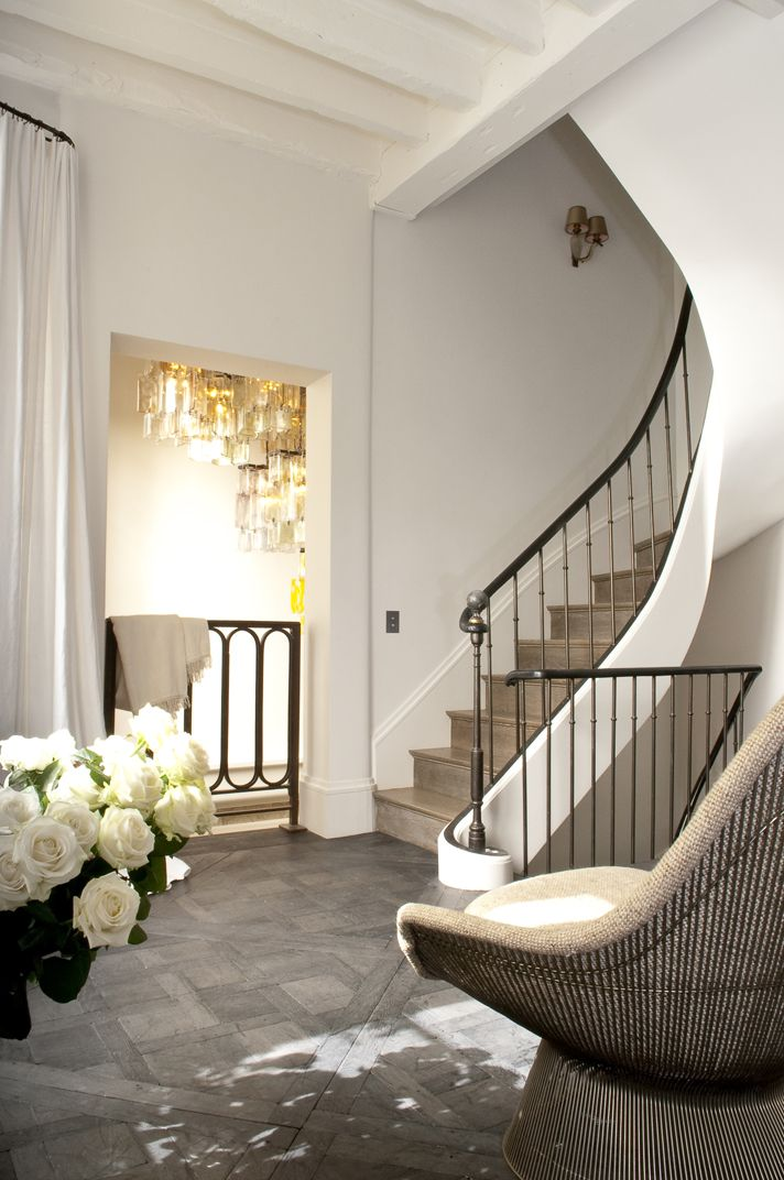 Great Staircase Architectural Design Via D Mesure