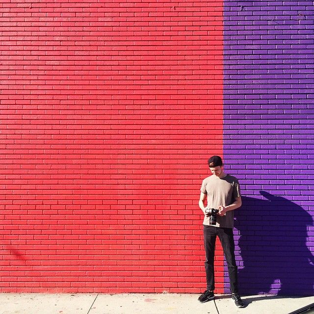 """Downtown L.A. w/ @jacopomoschin"""
