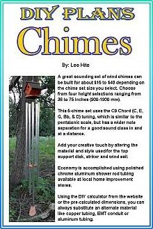 How To Build Wind Chimes Diy Wind Chime Plans Wind Chimes