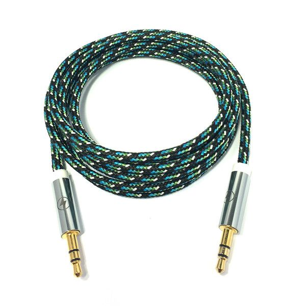 Black Ice Auxiliary Cable