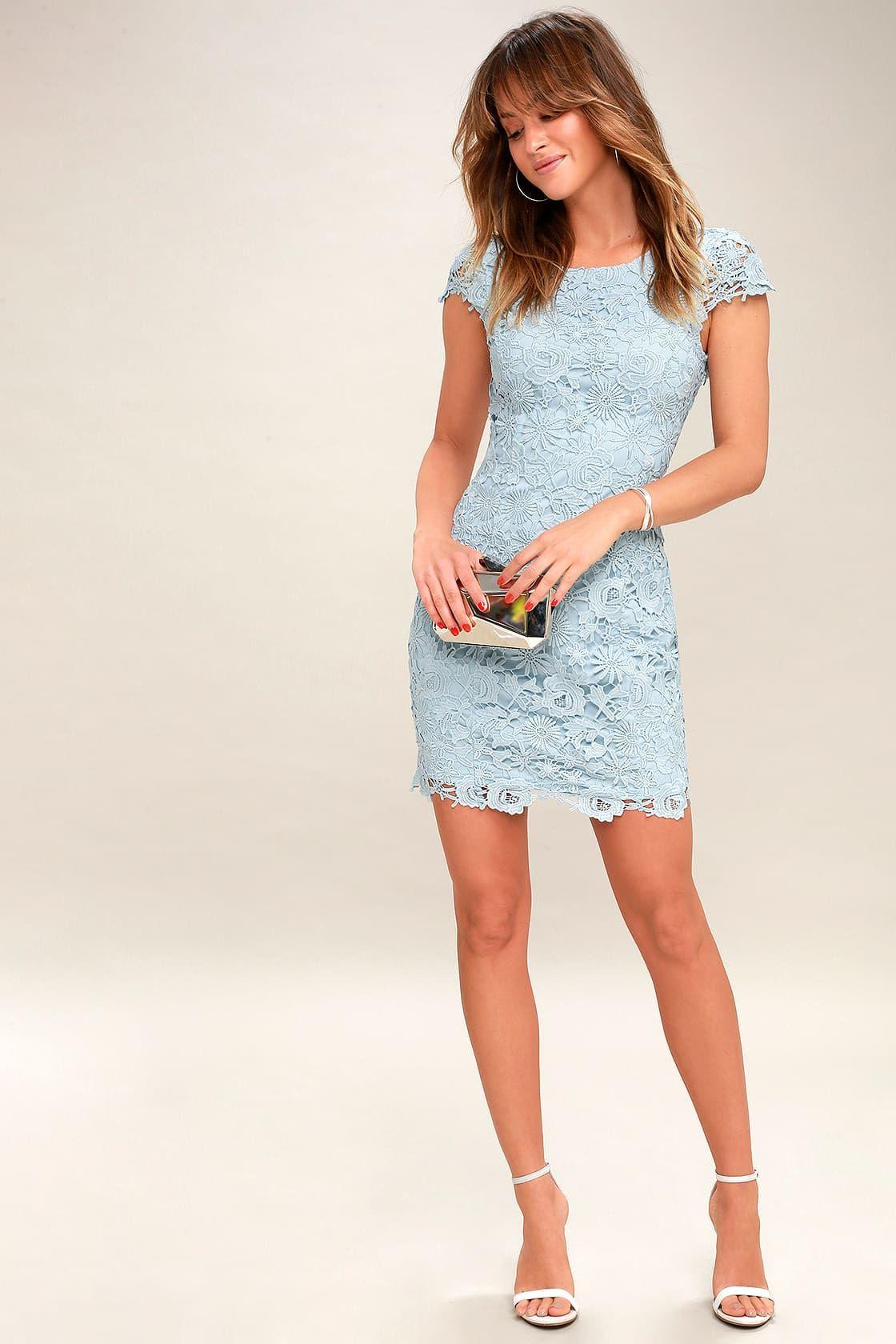 290583e6959 Blue Homecoming Dresses Lulus