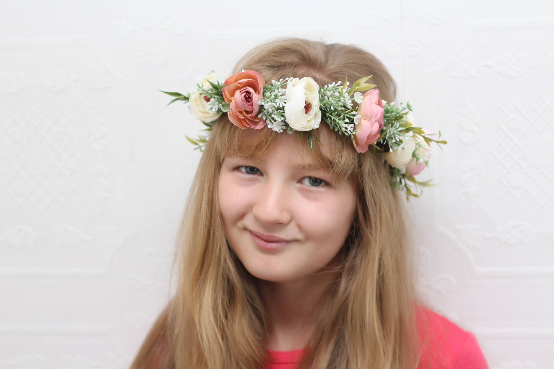 Bridal flower crown wreath floral crown wedding crown bridesmaid bridal flower crown wreath floral crown wedding crown bridesmaid crown bohemian flower crown wedding crown bohemian izmirmasajfo