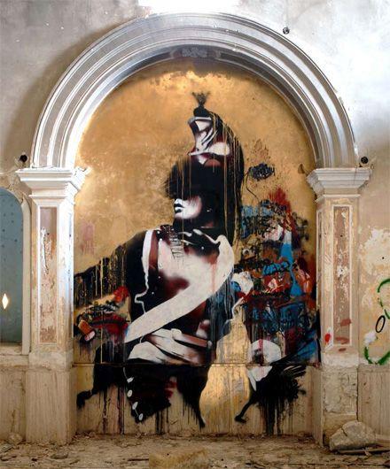 21 idées de CONOR HARRINGTON   art, street art, peinture