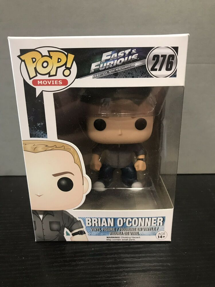 FUNKO POP MOVIES Fast  Furious Brian OConner