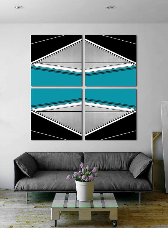 Customizable abstract painting by JoDiquez