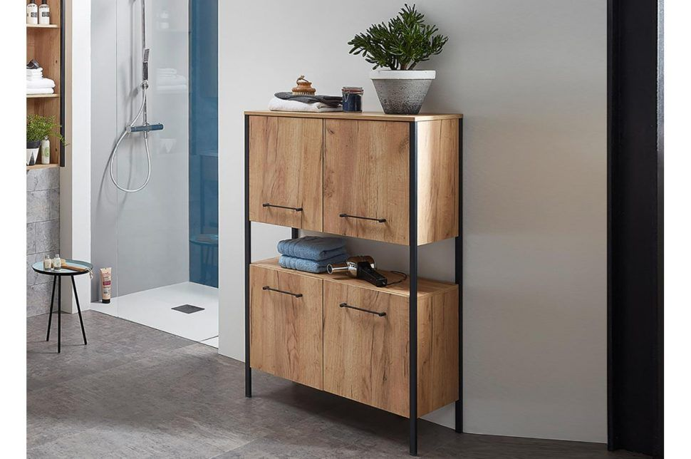 Meuble De Rangement Ikea Chiffonnier Meuble Buffet Mobilier Armoire Vitrine Meubles Buffets Meubles Bibl In 2020 Cool Furniture Transforming Furniture Living Furniture