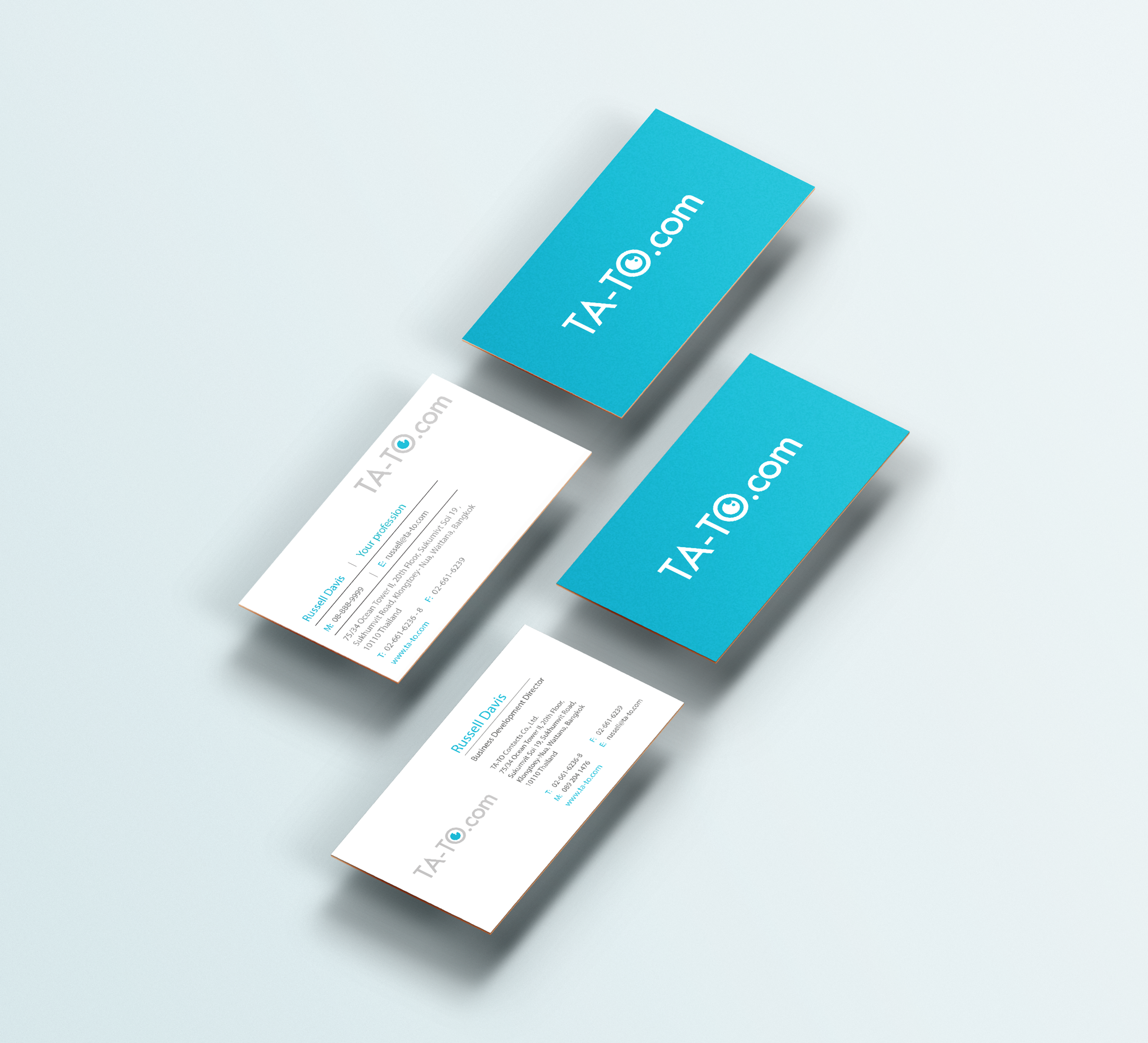 Business card design tato contact lens businesscard design business card design tato contact lens businesscard design corporate website reheart Images