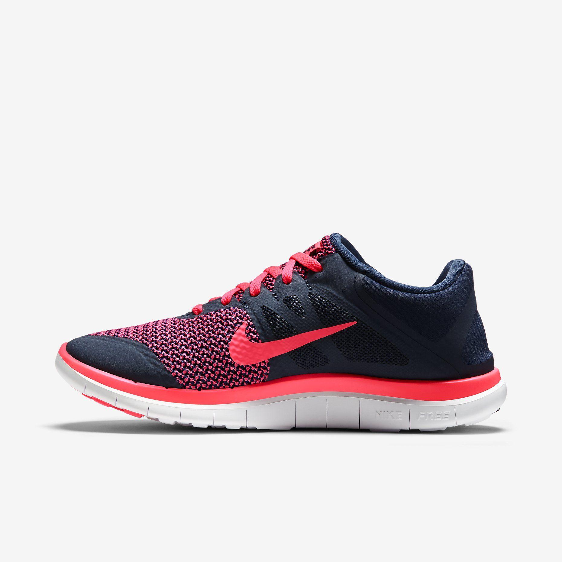 huge selection of 58b88 5d535 Nike Free 4.0 Women s Running Shoe.