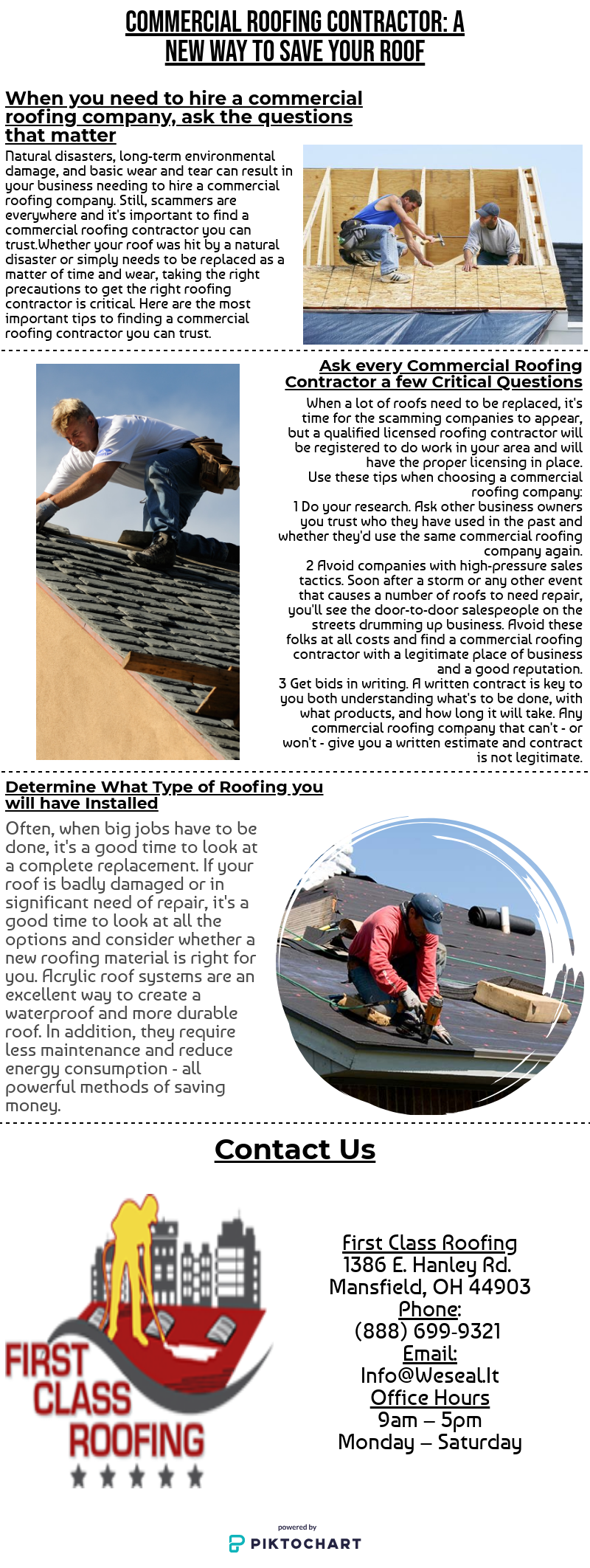 Pin On Commercial Roofing Contractor