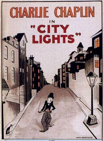 Charlie Chaplin - City Lights - 1931