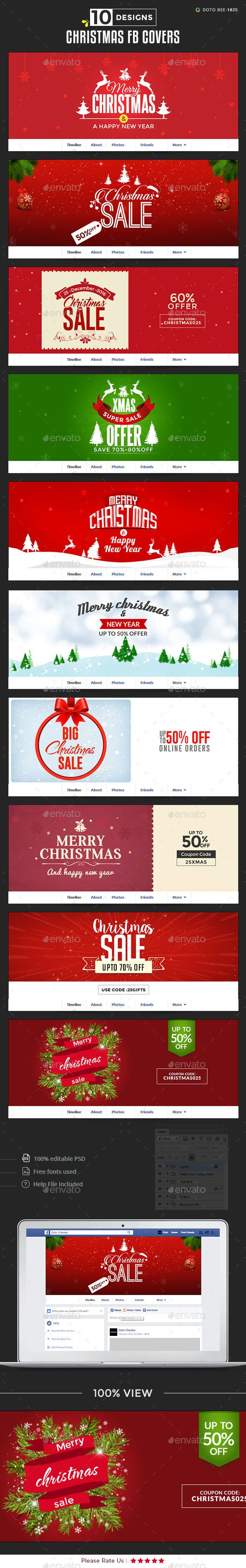 Christmas Facebook Covers   Designs  Timeline Covers Facebook