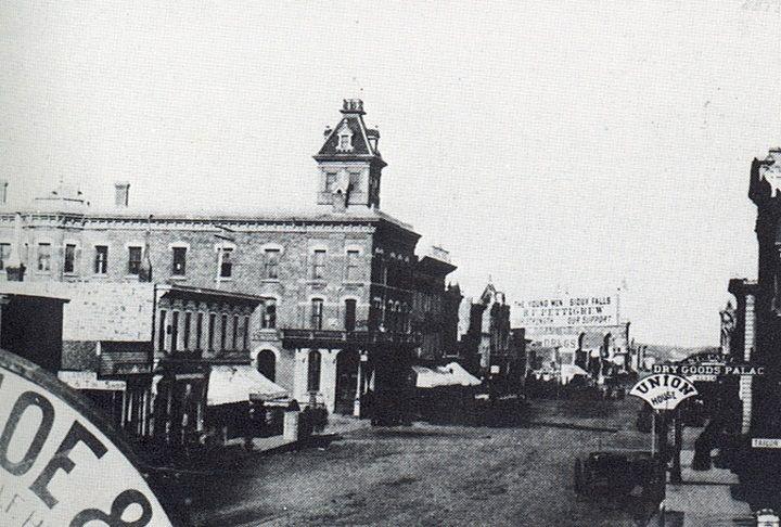 Downtown sioux falls historical photos sioux falls photo